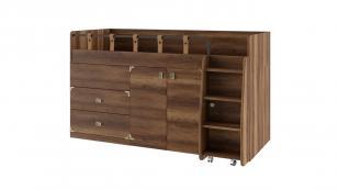 Кровать комбинированная «Навигатор» ТД-250.11.02